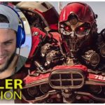 BUMBLEBEE Trailer 2 Reaction (German Deutsch) 2018