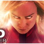 CAPTAIN MARVEL Trailer Español (2019)