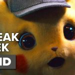 Pokémon Detective Pikachu Sneak Peek (2019) | Movielcips Trailers