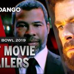 2019 Super Bowl ALL Trailers & TV Spots Compilation | Movieclips Trailers