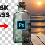 The BEST WAY To Select and Mask GLASS (or Transparent Objects) i